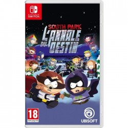 Nintendo Switch south park l'annale du destin switch