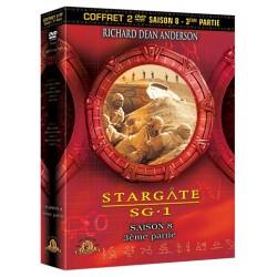 Science fiction Stargate SG 1 saison 8 partie 3