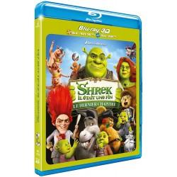 BLU-RAY 3D Shrek 4 3D