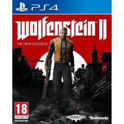Playstation 4 wolfenstein 2