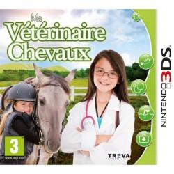 Nintendo DS ma vétérinaire chevaux