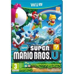 Nintendo Wii U SUPER MARIO BROS U