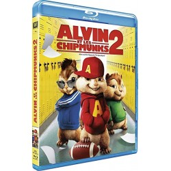Blu Ray Alvin et les chipmuks 2
