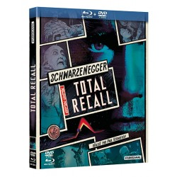 Science fiction Total recall (comicbook)