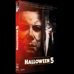 Halloween 5 (coffret)