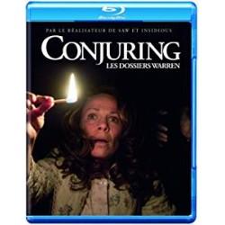 Blu Ray conjuring