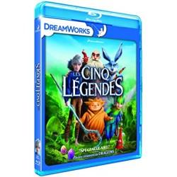 copy of The five 3D legends