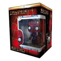 SUPER HEROS Trilogie coffret Spider-Man 1 - 2 - 3 + figurine Pop (Funko)