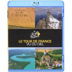 Le tour de France vu u ciel
