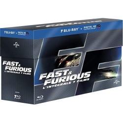 POLICIER Fast et furious (coffret)