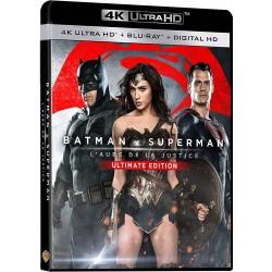 BATMAN V SUPERMAN 4K