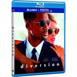 Blu Ray diversion