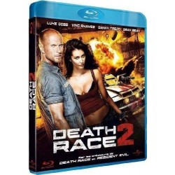 Blu Ray DEATH RACE 2