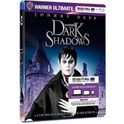 Blu Ray DARK SHADOWS (steelbook)