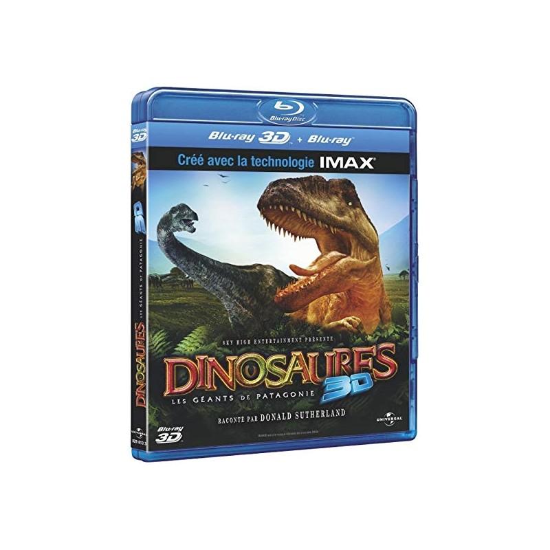 Blu Ray dinosaures 3D