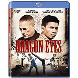 Blu Ray dragon eyes