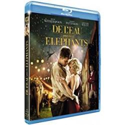 Blu Ray De l'eau pour les éléphants