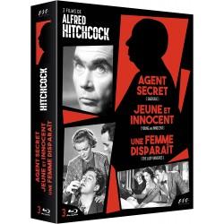 Alfred hitchcock (coffret...