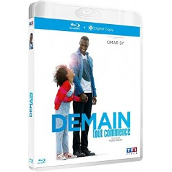 Blu Ray Demain tout commence