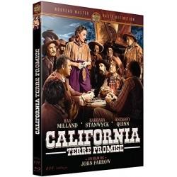 Blu Ray California terre promise