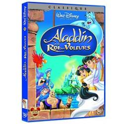 DVD Disney ALADIN et le roi des voleurs