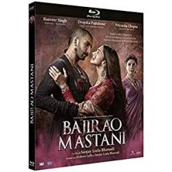 Blu Ray bajirao mastani