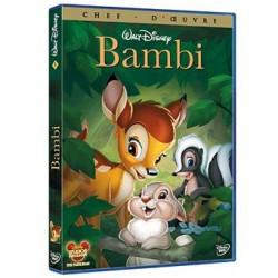 DVD Disney BAMBI