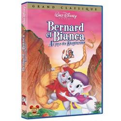 DVD Disney Bernard et bianca au pays des kangourou