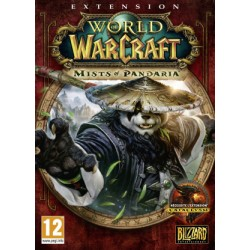 Divers World warcraft mist of pandaria