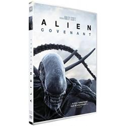 DVD Alien covenant