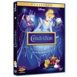 DVD Disney Cendrillon
