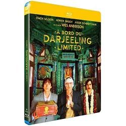 Blu Ray A bord du darjeeling