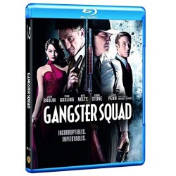 Blu Ray gangster squad