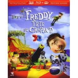 Blu Ray Freddy tête de crapaud