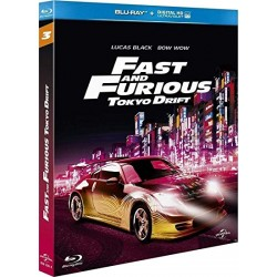 Action Fast and furious tokyo drift