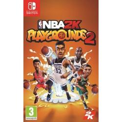 Jeux Vidéo NBA playgrounds 2