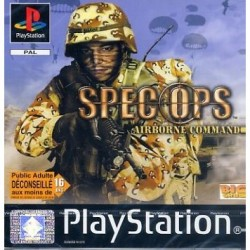 Playstation 1 Specops