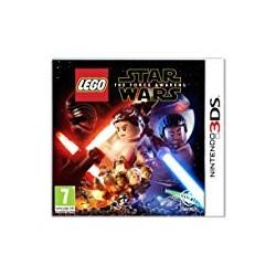 Jeux Vidéo Starwars légo 3DS