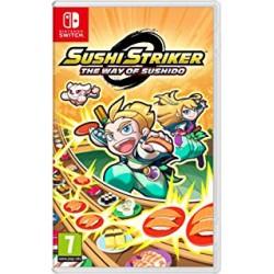 Nintendo Switch SUSHI STRIKER SWITCH