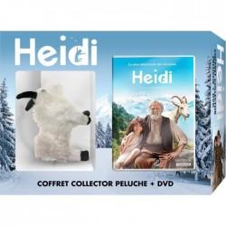 jEUNESSE Heidi + peluche