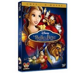 DVD Disney La belle et la bête
