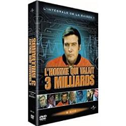 Série l'homme qui valait 3 milliards (saison 1)