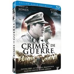 Blu Ray Crime de guerre
