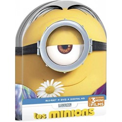 Dessin animé -jeunesse Les minions (coffret steelbook )