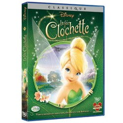 DVD Disney LA FEE CLOCHETTE