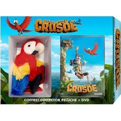DVD CRUSOE avec peluche