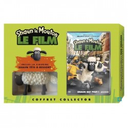 jEUNESSE Shaun le mouton + figurine