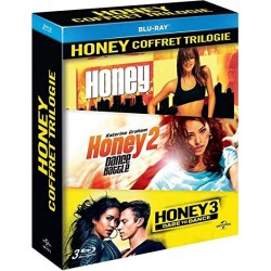 Dessin animé -jeunesse Honey trilogie