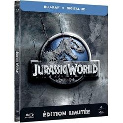 Blu Ray Jurassic world (steelbook)