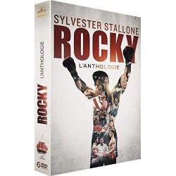 DVD Rocky Anthologie
